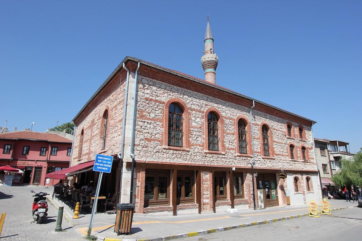 Мечеть Тирьякизаде Сулейман-аги