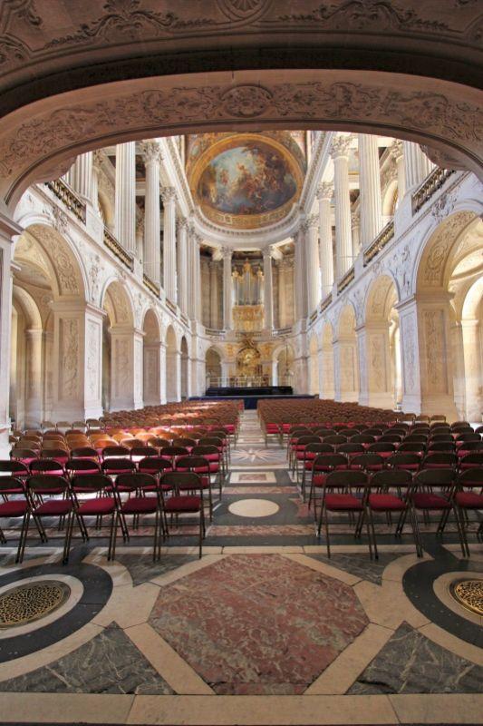 Дворцовая церковь Версаля