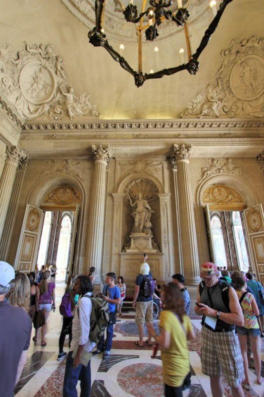 Вестибюль Версальского дворца