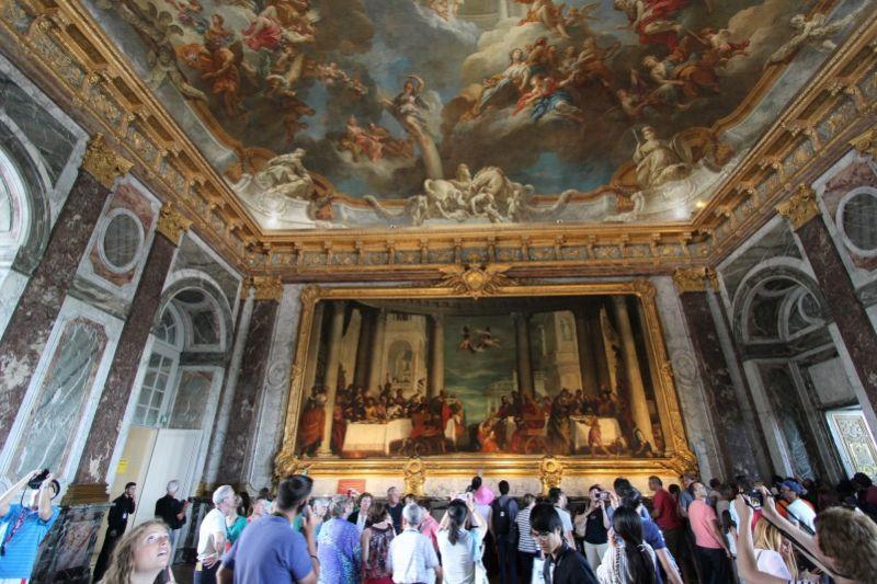 Салон Геркулеса в Версале
