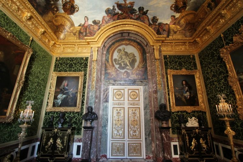 Салон изобилия в Версале