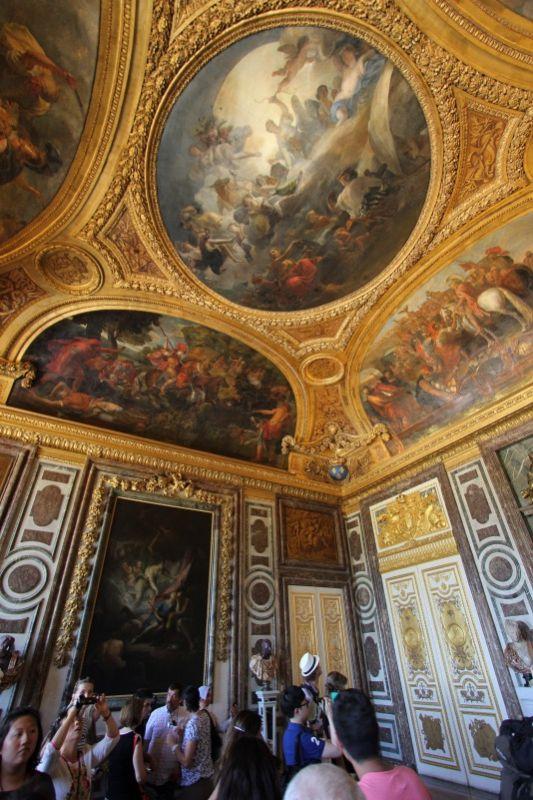 Салон Дианы в Версале