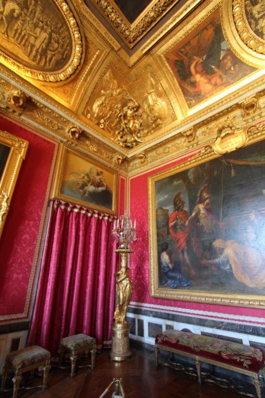 Салон Марса в Версале