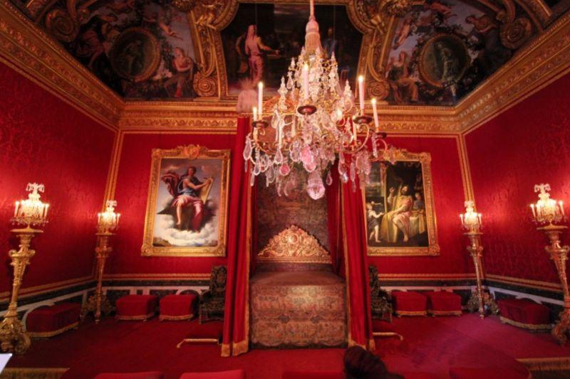 Салон Меркурия в Версале