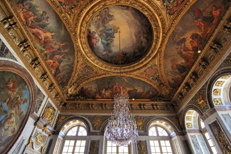 Зал мира в Версале