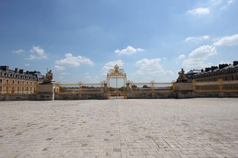 Ворота Версальского дворца