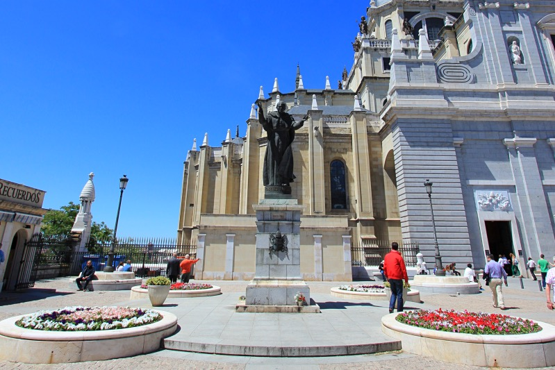 Статуя Иоанна Павла II