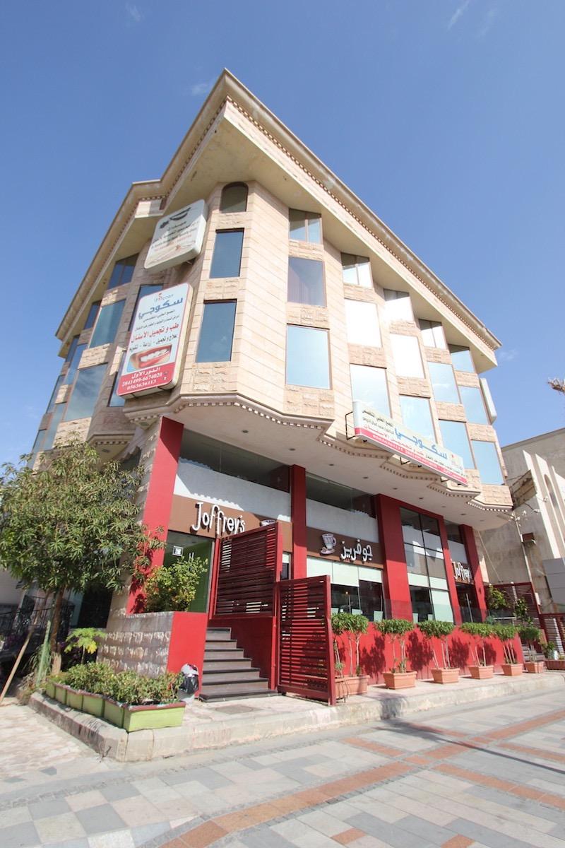 Кафе Joffrey's в Эль-Хамре