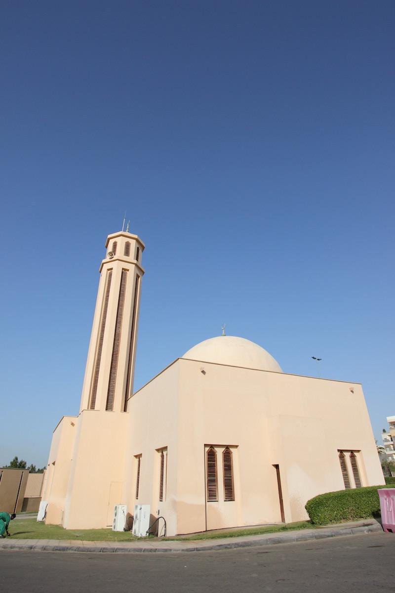 Мечеть Конного клуба в Джидде