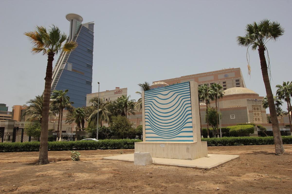 Музей под открытым небом в Джидде