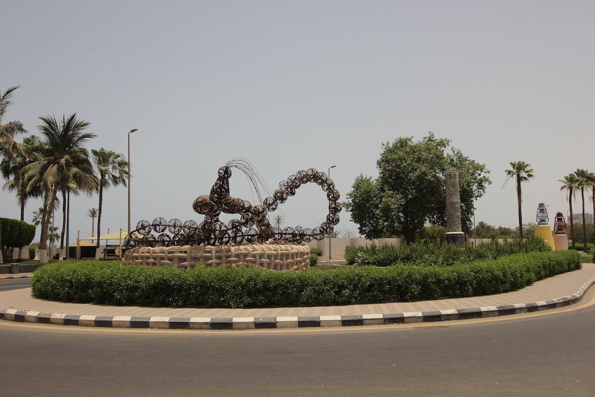 Экспонаты музея вполне могли бы украсить городские площади