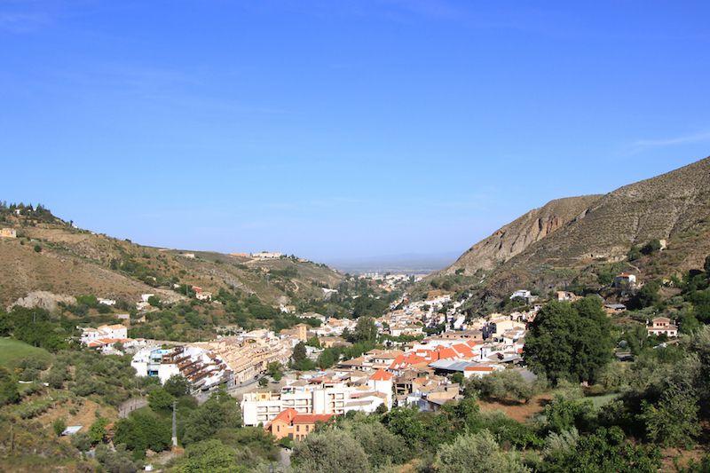 Вид на деревню Моначиль
