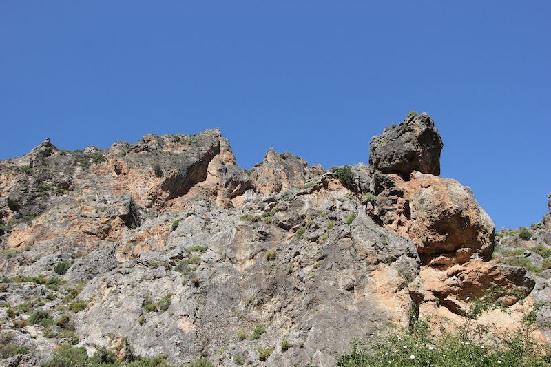 Гора Лос Каоррос