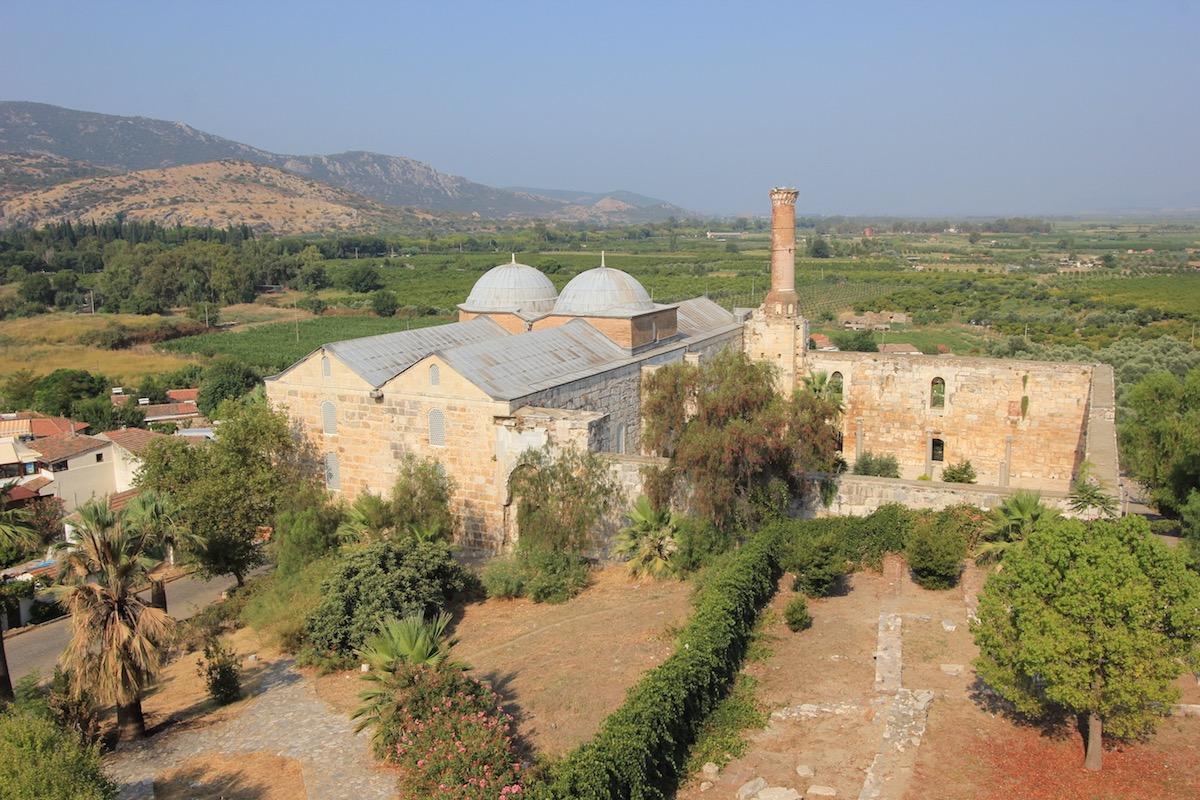 Мечеть Иса-бея в Сельчуке