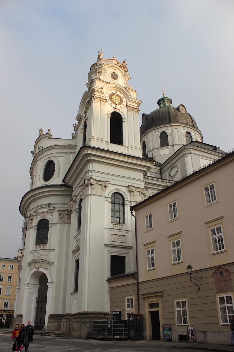 Церковь Коллегиенкирхе в Зальцбурге