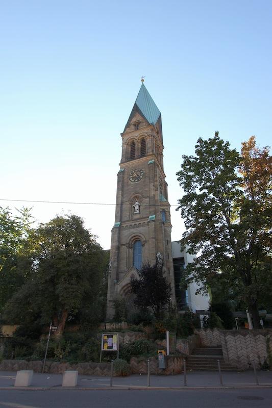 Евангелическая церковь Фриденскирхе