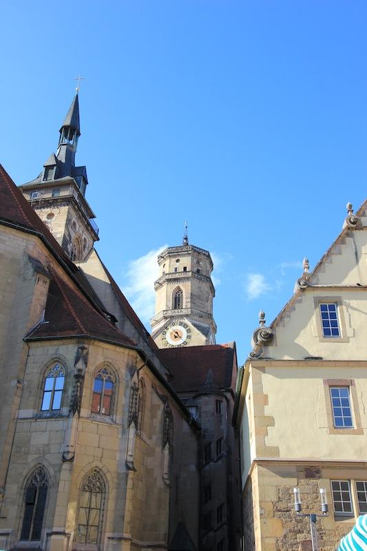 Монастырская церковь св. Креста