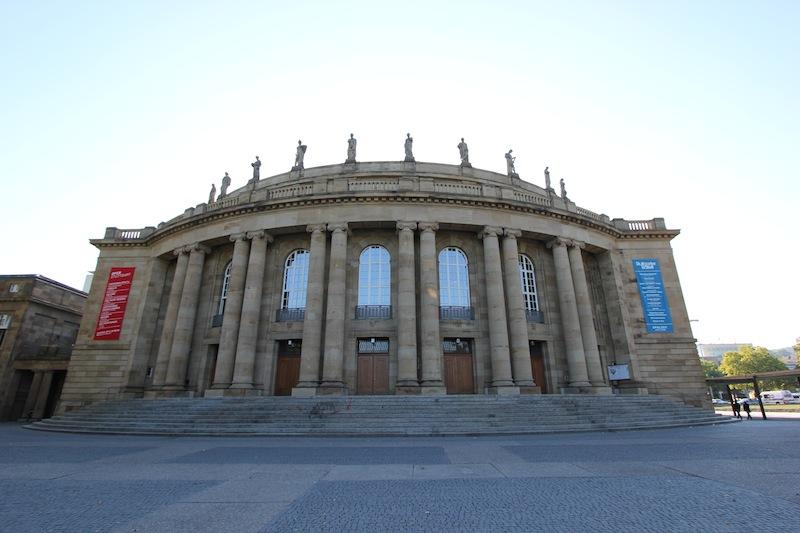 Штутгартский оперный театр