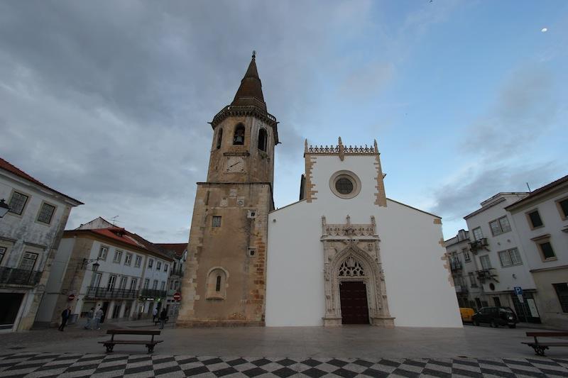 Фасад церкви Святого Иоанна Крестителя