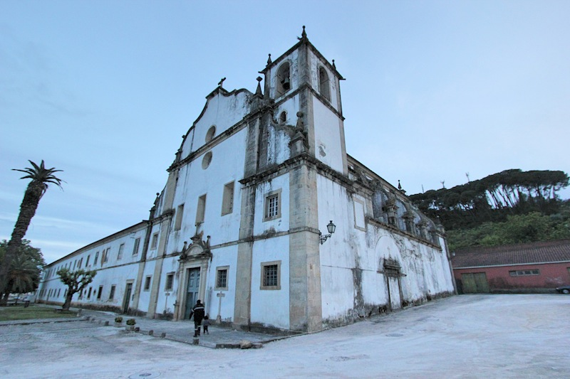 Церковь св. Франциска в Томаре