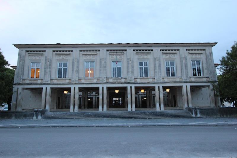 Здание окружного суда в Томаре