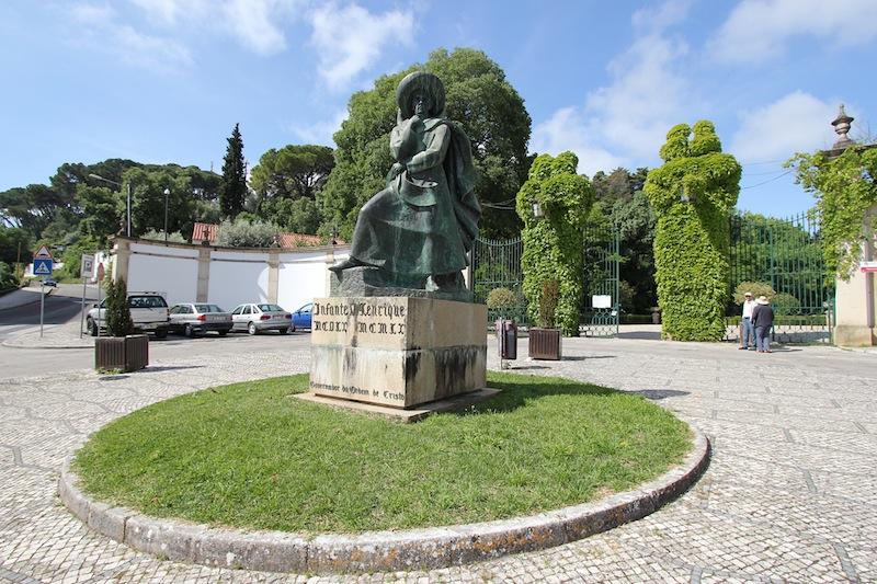 Памятник Генриху Мореплавателю