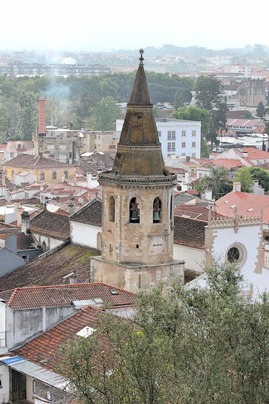 Колокольня церкви Сан-Жуан-Баптишта