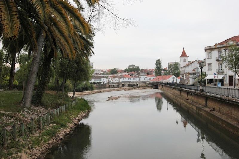 Река Набан в Томаре