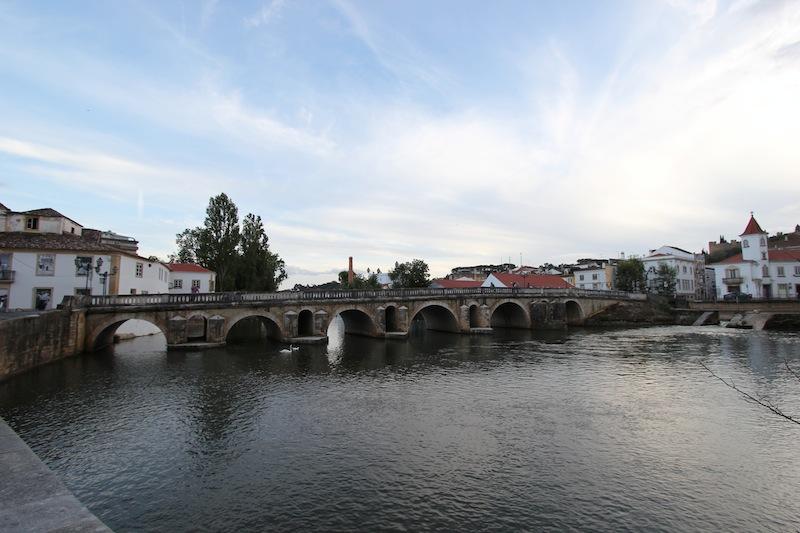 Мост Велья в Томаре