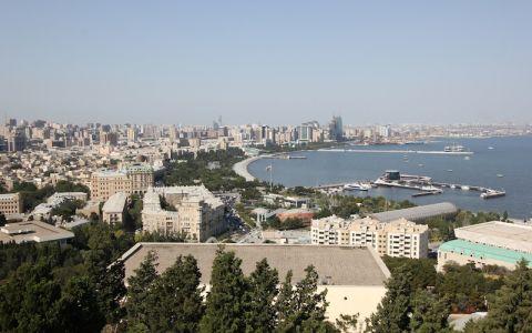 Городские парки Баку