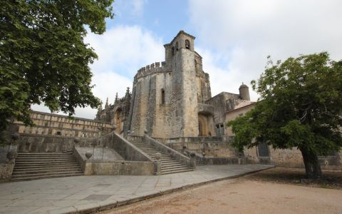 Монастырь Ордена Христа в Томаре