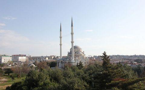 Новая мечеть во Флорье