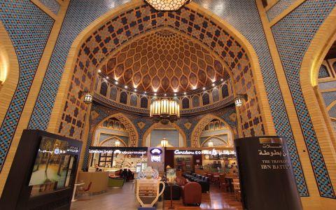 Ибн Баттута Молл в Дубае