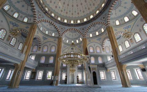 Мечеть Илахият в Эскишехире