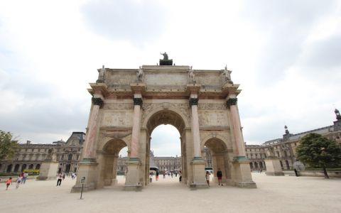 От Лувра до Центра Жоржа Помпиду