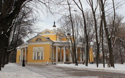 Дворец Дурасова в Люблино