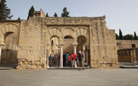 Развалины Мадина аз-Захра