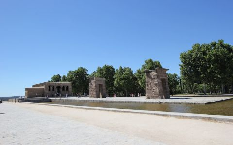 Западный парк в Мадридe