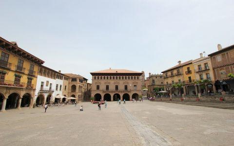 Испанская деревня в Барселоне
