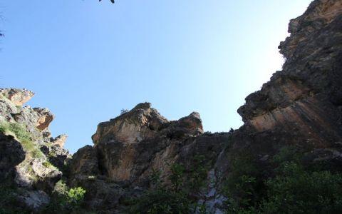 Отвесные скалы Сьерра-Невады