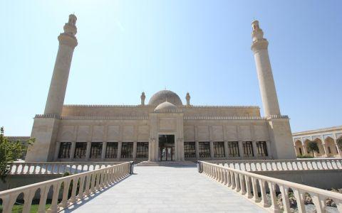 Джума-мечеть в Шемахе