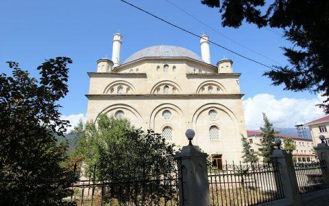 Джума-мечеть в Загатале